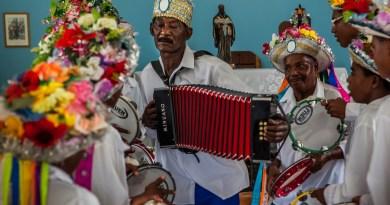 """Las Naves de Matadero inaugura """"Encantados. Retratos de la cultura afrobrasileña"""""""