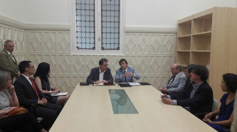 CCOO de Madrid y la Universidad Complutense firman un convenio de colaboración
