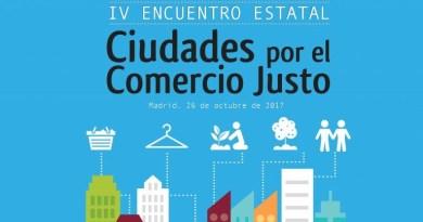 Madrid acoge el IV Encuentro Estatal de Ciudades por el Comercio Justo