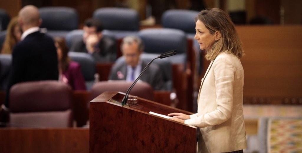 La Asamblea de Madrid aprueba la Ley de Gratuidad de Libros de Texto con el voto en contra de Podemos