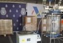 La Policía interviene en Madrid material para elaborar 20 millones de dosis de éxtasis