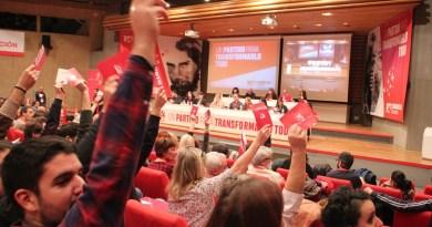 La dirección saliente del Partido Comunista de Madrid aprueba su informe de gestión con el 86% de los votos