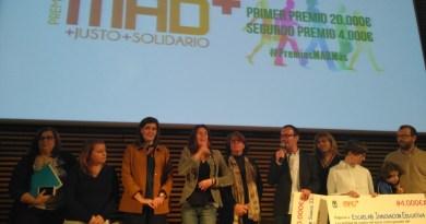 Comunicados en Lengua de Signos SL, proyecto ganador de los #PremiosMadMas