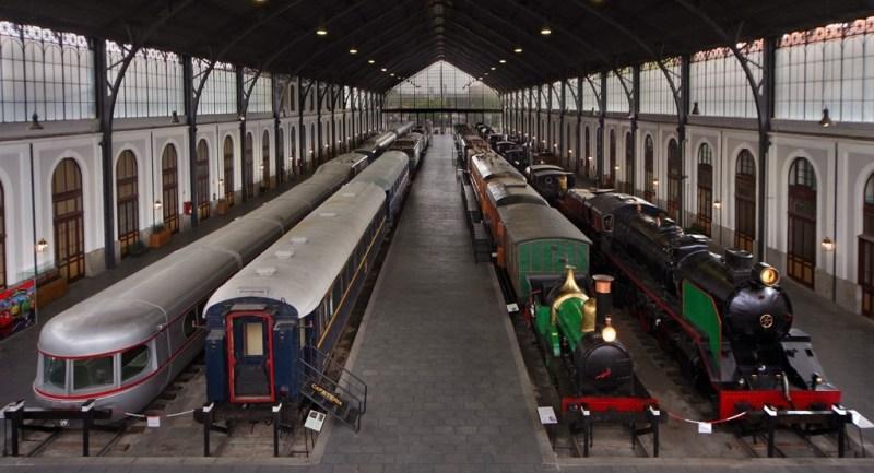 El Museo del Ferrocarril de Madrid reabre este sábado sus puertas con entrada gratuita