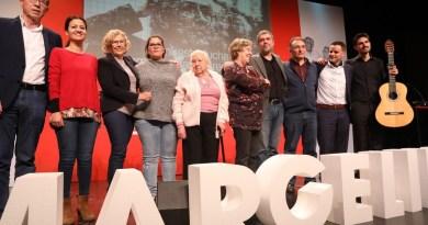 El líder sindical Marcelino Camacho tendrá su calle y su estatua en Madrid