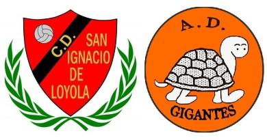 El C.D. San Ignacio de Loyola se enfrentará este domingo en Aluche al AD Gigantes de Arganzuela