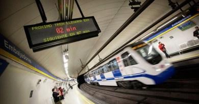 Metro de Madrid invertirá más de 11 millones de euros en sistemas de control e información al viajero