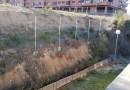 El Pleno de Fuencarral aprueba reparar el muro que divide las instalaciones del Centro Down Madrid Tres Olivos