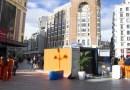 Un museo efímero en plena Plaza de Callao de Madrid lleno de actividades artísticas