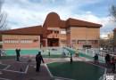 El CEIP Asturias de Puente de Vallecas estrena su nuevo circuito de educación vial