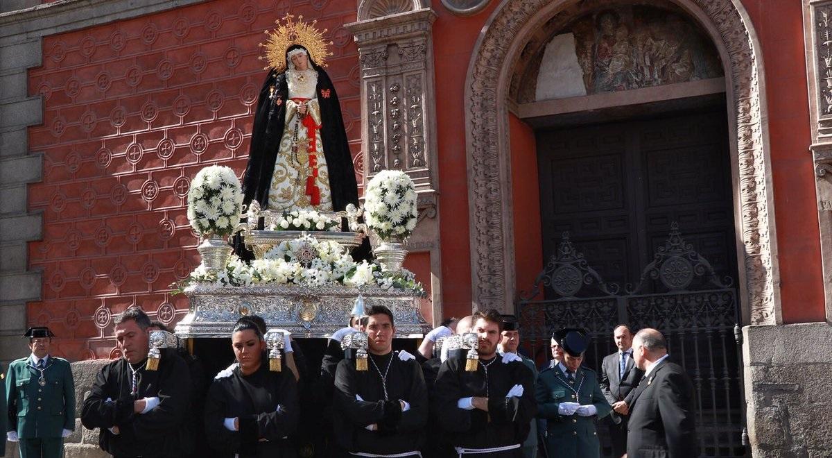 Semana Santa 2019 en Madrid: procesiones del 20 de abril - Sábado Santo (horarios y recorridos)