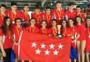 Tercera posición de Madrid en el CSD con el equipo masculino campeón y el femenino quinto