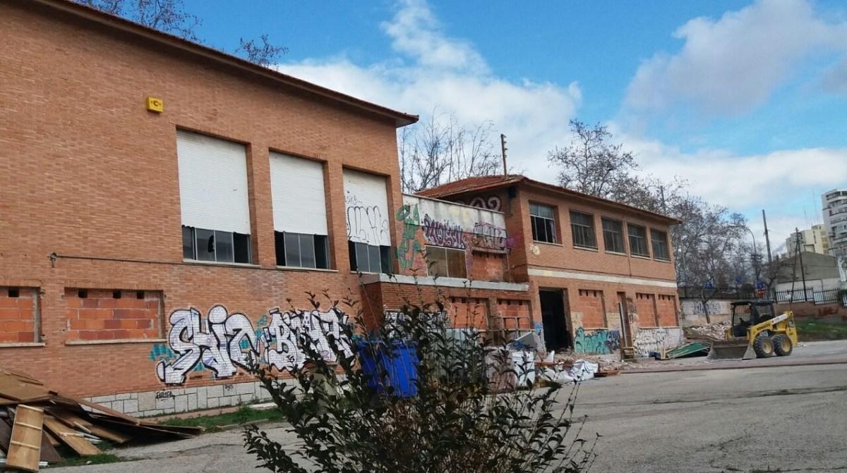 El antiguo colegio Rubén Darío albergará la futura Casa del Asociacionismo de Hortaleza