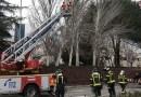 La Comunidad de Madrid amplía un 9% la plantilla del Cuerpo de Bomberos