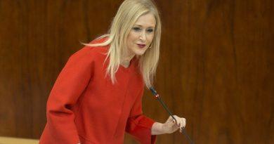Cristina Cifuentes presenta su dimisión como Presidenta de la Comunidad de Madrid