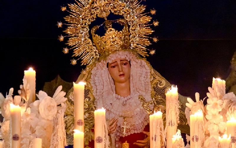 Semana Santa 2018 en Madrid: procesiones del 28 de marzo – Miércoles Santo (horarios y recorridos)