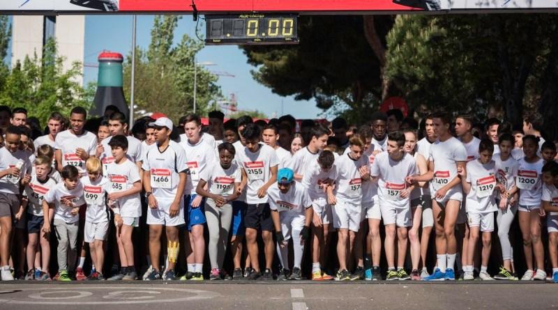Cerca de 5.000 jóvenes correrán este viernes la II MiniMaratón de Madrid