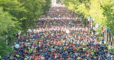 Más de 35.000 corredores participarán este domingo en el 41º EDP Rock n Roll Madrid Maratón & ½