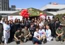 El Colegio de Abogados de Madrid recibe un Premio Honorífico del Hospital La Paz en el XI Maratón de donación de sangre
