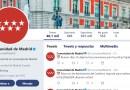 La cuenta de Twitter de la Comunidad de Madrid supera los 500.000 seguidores
