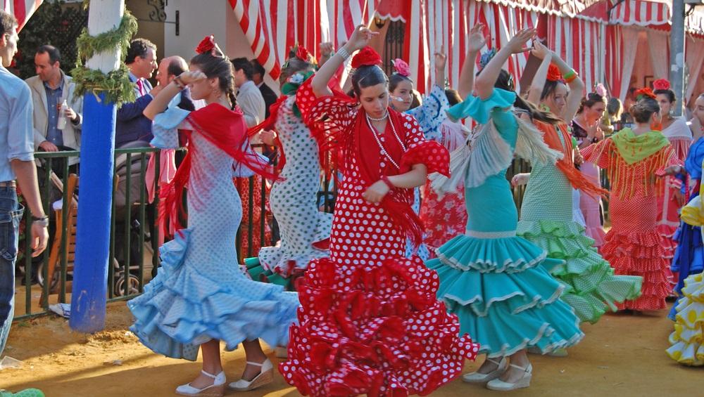 Aluche será esta semana el epicentro de la I Feria de Abril de Madrid