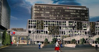 Cerca de 500 profesionales inscritos en los grupos de diseño del nuevo Hospital La Paz