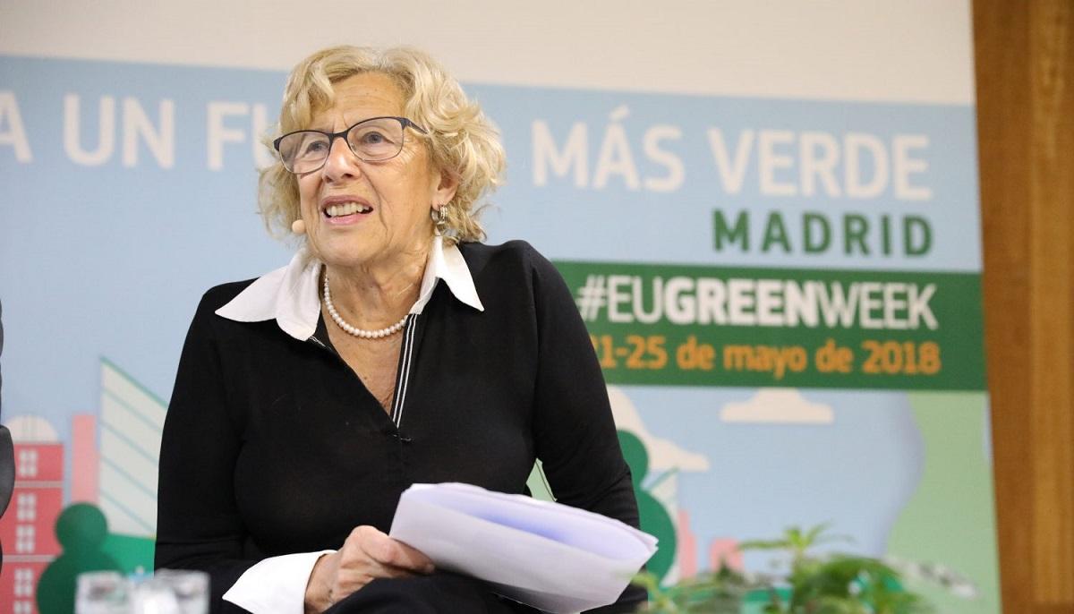Vota en nuestra encuesta: ¿Apruebas la gestión de Carmena al frente del Ayuntamiento de Madrid?