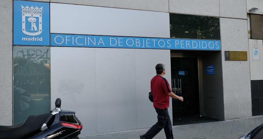 El Ayuntamiento de Madrid subasta más de 1.500 objetos perdidos