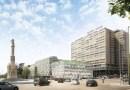 La plaza de Colón albergará el nuevo edificio sostenible de acero y cristal de Norman Foster