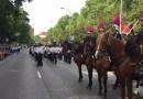 La Policía Municipal de Madrid celebra la festividad de San Juan con una jornada de puertas abiertas