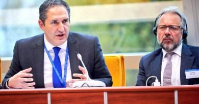 """José Cepeda: """"Zapatero está realizando una labor desinteresada en pro de una causa justa"""""""
