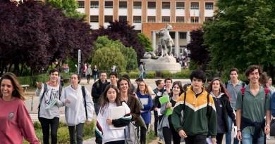 La Universidad Complutense de Madrid: puesto 101º mundial para Derecho y 176º para Educación