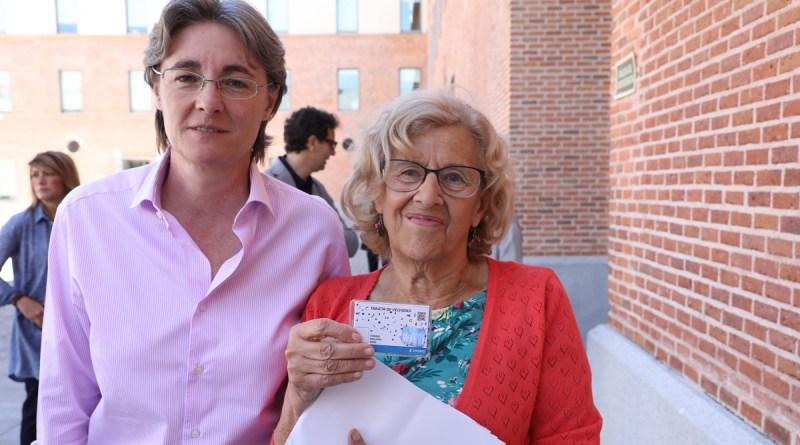 El Ayuntamiento de Madrid entrega este miércoles las primeras tarjetas de vecindad