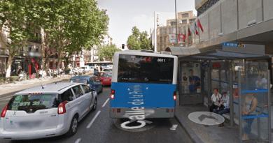 La calle de los Mártires de Alcalá y el APR Madrid Central