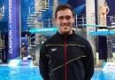El madrileño Nico García clasificado 9º de Europa en las finales de Trampolín de 1 y de 3 metros