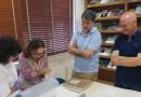 El director del Programa Mundial de la Malaria visita el Real Jardín Botánico de Madrid