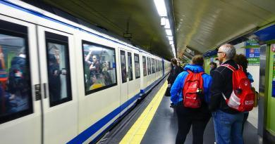 El 100% de los maquinistas de Metro han secundado los paros convocados para esta Semana Santa