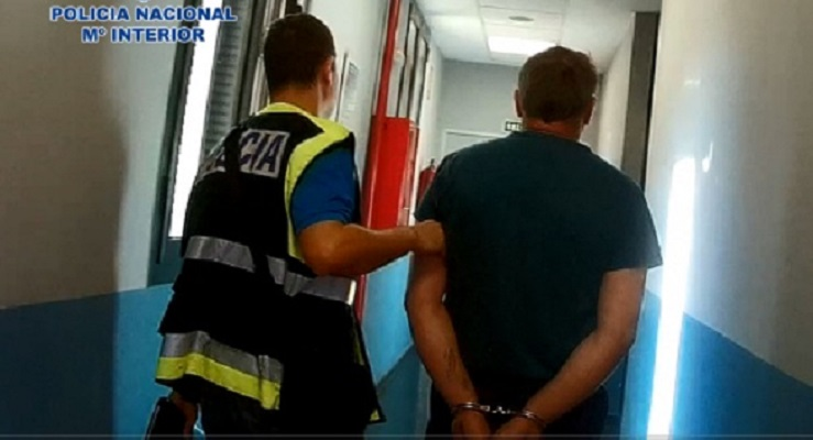 La Policía Nacional localiza y detiene al exhibicionista de Carabanchel