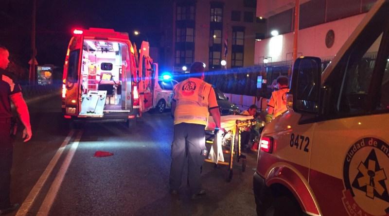 Tres personas heridas y siete detenidos tras una reyerta por la ocupación de un piso en Usera