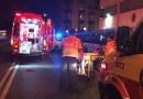 Muere un joven de 17 años cuando saltaba entre los balcones de un edificio en obras en Moncloa