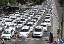 Este lunes arranca la huelga indefinida del sector del taxi madrileño