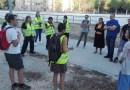 El EAD de Latina comparte su año de experiencia en la calle con el recién creado EAD de Retiro