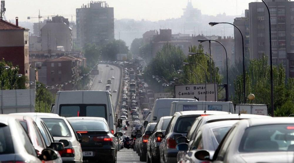 """Ciudadanos presenta una iniciativa para que la entrada a Madrid por la A-5 """"no se convierta en una ratonera"""""""