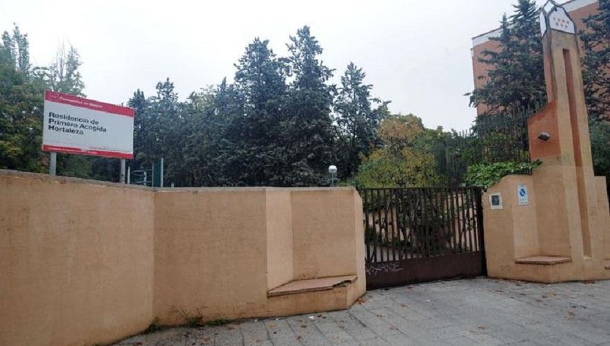 Grave situación en el Centro de Acogida de Menores de Hortaleza: 120 menores para 35 plazas