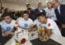 22 institutos de Madrid entran en la era de la Inteligencia Artificial gracias a un programa de IBM