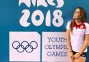 La madrileña Andrea Galisteo logra la 7º posición en la final Olímpica de 400 metros libres