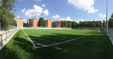 Abre sus puertas el renovado campo de fútbol de San Cristóbal tras 1,3 millones de euros de inversión