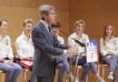 """Ángel Garrido: """"Debemos seguir concienciando a la sociedad sobre el cáncer de mama"""""""