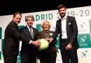 Madrid se presenta oficialmente como la capital del tenis mundial en 2019 y 2020