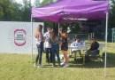 El Ayuntamiento de Madrid instaló 60 puntos violeta durante las fiestas de mayo a octubre